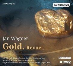 Gold. Revue, 2 Audio-CDs - Wagner, Jan