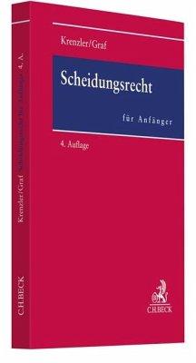 Scheidungsrecht für Anfänger - Krenzler, Michael; Graf, Catharina