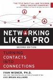 Networking Like a Pro (eBook, ePUB)