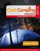 Cool Camping Deutschland 2016/17 (Mängelexemplar)