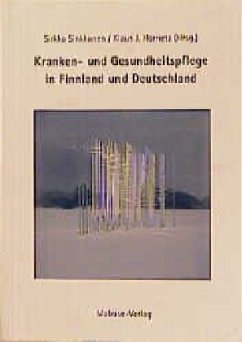 Krankenpflege und Gesundheitspflege in Finnland und Deutschland (Mängelexemplar)