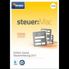WISO steuer:Mac 2018 (Download für Mac)