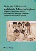 Medizinische Reformstudiengänge (Mängelexemplar)