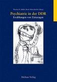 Psychiatrie in der DDR (Mängelexemplar)
