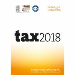 tax 2018 (für Steuerjahr 2017) (Download für Windows)