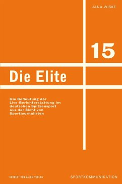 Die Elite (eBook, PDF) - Wiske, Jana
