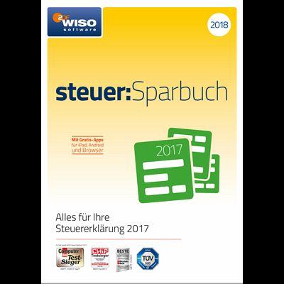 WISO steuer:Sparbuch 2018 (Download für Windows)