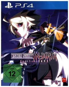 Under Night In-Birth Exe:Late[st] Limited Edition (PlayStation 4)