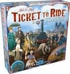 Zug um Zug, Frankreich (Spiel)