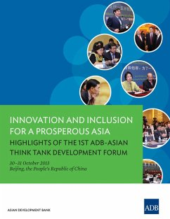 Innovation and Inclusion for a Prosperous Asia (eBook, ePUB)