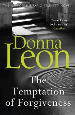 The Temptation of Forgiveness (eBook, ePUB) - Leon, Donna