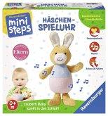 Ravensburger 04532 - Ministeps Häschen Spieluhr, Kuschelweiche Einschlafhilfe