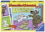 Mauseschlau & Bärenstark mini, XL Bewegungs-Domino (Kinderspiel)
