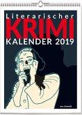 Literarischer Krimi-Kalender 2019