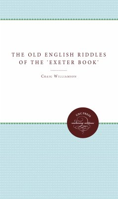 The Old English Riddles of the ´Exeter Book´ (e...
