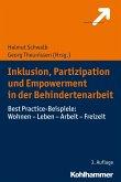 Inklusion, Partizipation und Empowerment in der Behindertenarbeit
