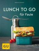 Lunch to go für Faule (eBook, ePUB)