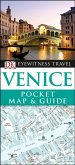 DK Eyewitness Travel Venice Pocket Map and Guide
