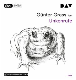 Unkenrufe, 1 MP3-CD - Grass, Günter