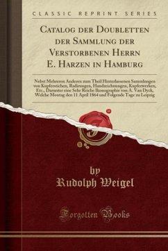Catalog der Doubletten der Sammlung der Verstor...