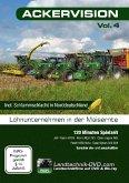 Ackervision - Lohnunternehmen in der Maisernte, 1 DVD