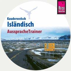 Reise Know-How Kauderwelsch AusspracheTrainer Isländisch (Audio-CD), 1 Audio-CD - Kölbl, Richard H.