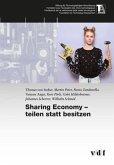 Sharing Economy - teilen statt besitzen