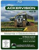 Ackervision - Maisernte in Ostdeutschland, 1 Blu-ray