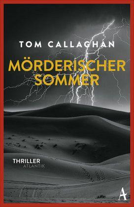 Buch-Reihe Inspektor Akyl Borubaev von Tom Callaghan
