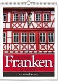 Literarischer Franken-Kalender 2019
