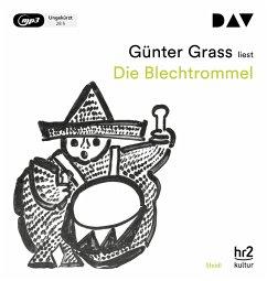 Die Blechtrommel, 3 MP3-CD - Grass, Günter