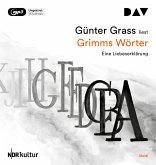 Grimms Wörter. Eine Liebeserklärung, 2 MP3-CD