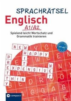 Sprachrätsel Englisch - A1/A2 - Füßle, Gesa; Werner, Barbara; KaSyX GmbH