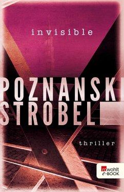 Invisible / Salomon & Buchholz Bd.2 (eBook, ePUB) - Poznanski, Ursula; Strobel, Arno