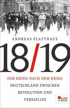 Der Krieg nach dem Krieg (eBook, ePUB) - Platthaus, Andreas