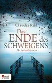 Das Ende des Schweigens / Kommissar Michael Herzberg Bd.1 (eBook, ePUB)
