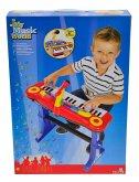 Simba 106838629 - My Music World Stand-Keyboard, MMW, 55cm