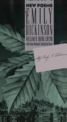 New Poems of Emily Dickinson (eBook, ePUB)