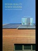 Design Quality in New Housing (eBook, ePUB)