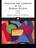 Teaching and Learning in the Primary School (eBook, ePUB)