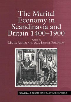 The Marital Economy in Scandinavia and Britain 1400-1900 (eBook, ePUB) - Ågren, Maria