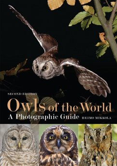 Owls of the World - A Photographic Guide (eBook, PDF) - Mikkola, Heimo