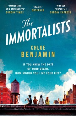 The Immortalists (eBook, ePUB) - Benjamin, Chloe
