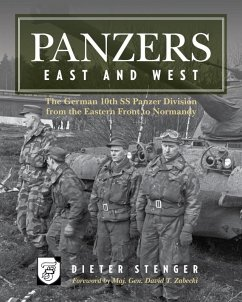 Panzers East and West (eBook, ePUB) - Stenger, Dieter