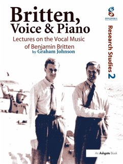 Britten, Voice and Piano (eBook, ePUB)