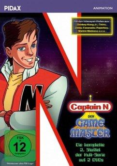 Captain N - The Game Master - Die komplette 2. ...