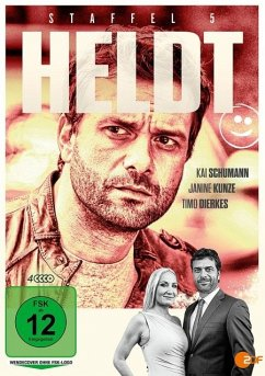 Heldt - Staffel 5 DVD-Box