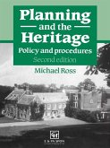 Planning and the Heritage (eBook, ePUB)
