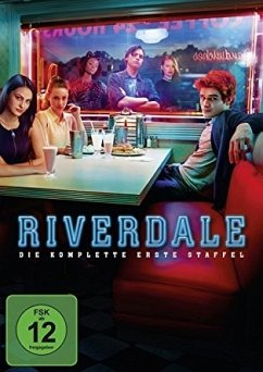 Riverdale - Die komplette erste Staffel (3 Discs)