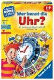 Ravensburger 24995 - Wer kennt die Uhr, Uhrzeit, Lernspiel